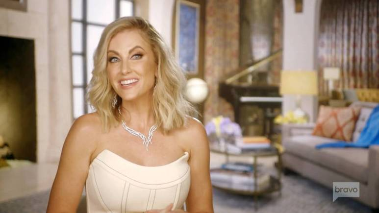 Stephanie Hollman discusses how the RHOD cast has been handling the coronavirus pandemic.