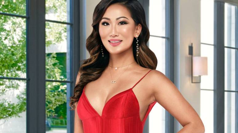 Tiffany Moon is the first Asian American Housewife.