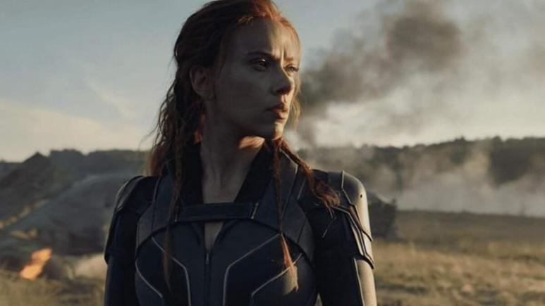 Scarlett Johanssen as Black Widow
