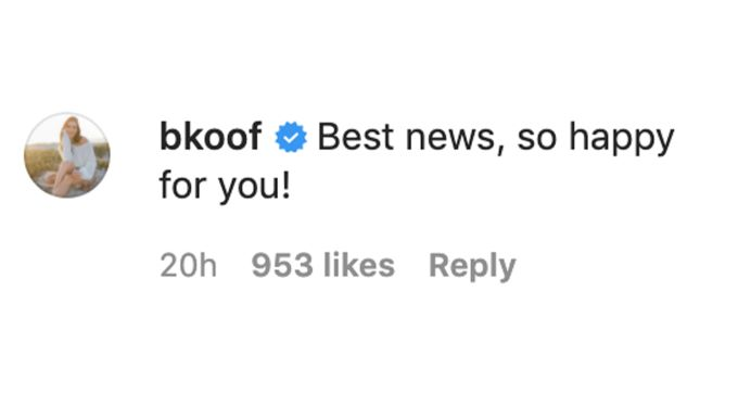Becca responds to Emmanuel Acho being chosen as host.