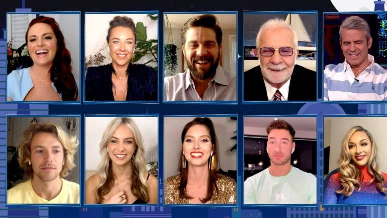 Below Deck Season 8 reunion first look reveals cast quitting and best one-liners.