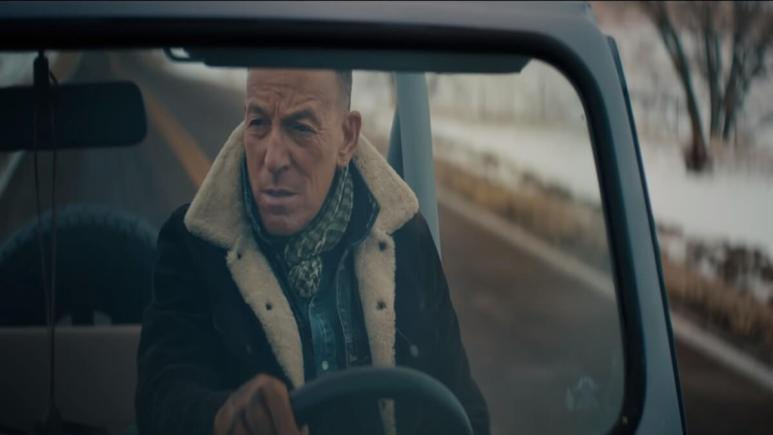 Bruce Springsteen stars in Super Bowl commercial for Jeep