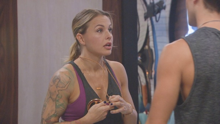 Christmas Abbott was invited back to play on Big Brother 22 this past summer. Pic credit: CBS