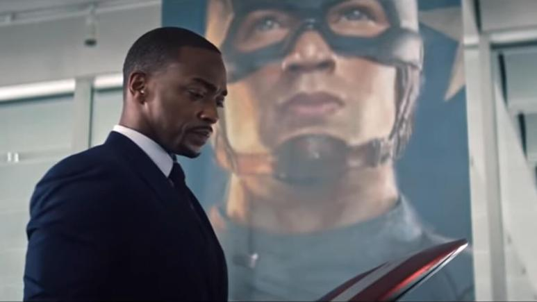 Falcon and Winter Soldier Super Bowl trailer offers a surprising MCU crossover