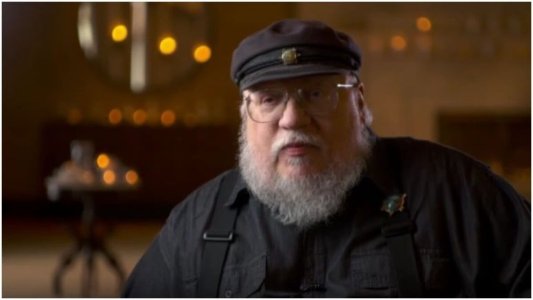 George R. R. Martin is the author of the A Song of Ice and Fire book series