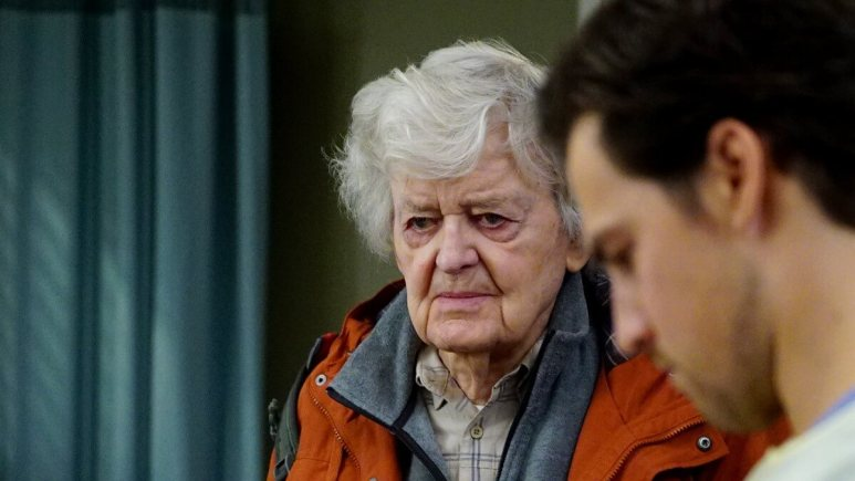 Picture of Hal Holbrook in Grey's Anatomy.
