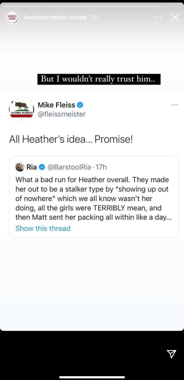 Heather Mike