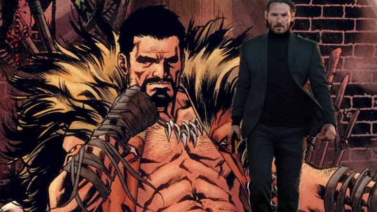 Keanu Reeves sought to headline Spider-Man spinoff movie