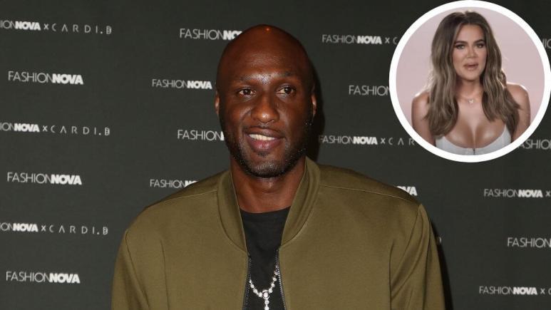 Lamar Odom dishes cheating on Khloe Kardashian.
