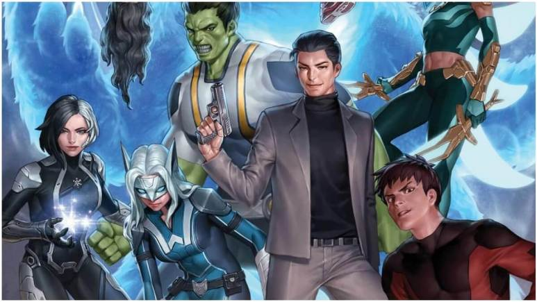 WandaVision: Could Jimmy Woo bring Agents of Atlas to the MCU?