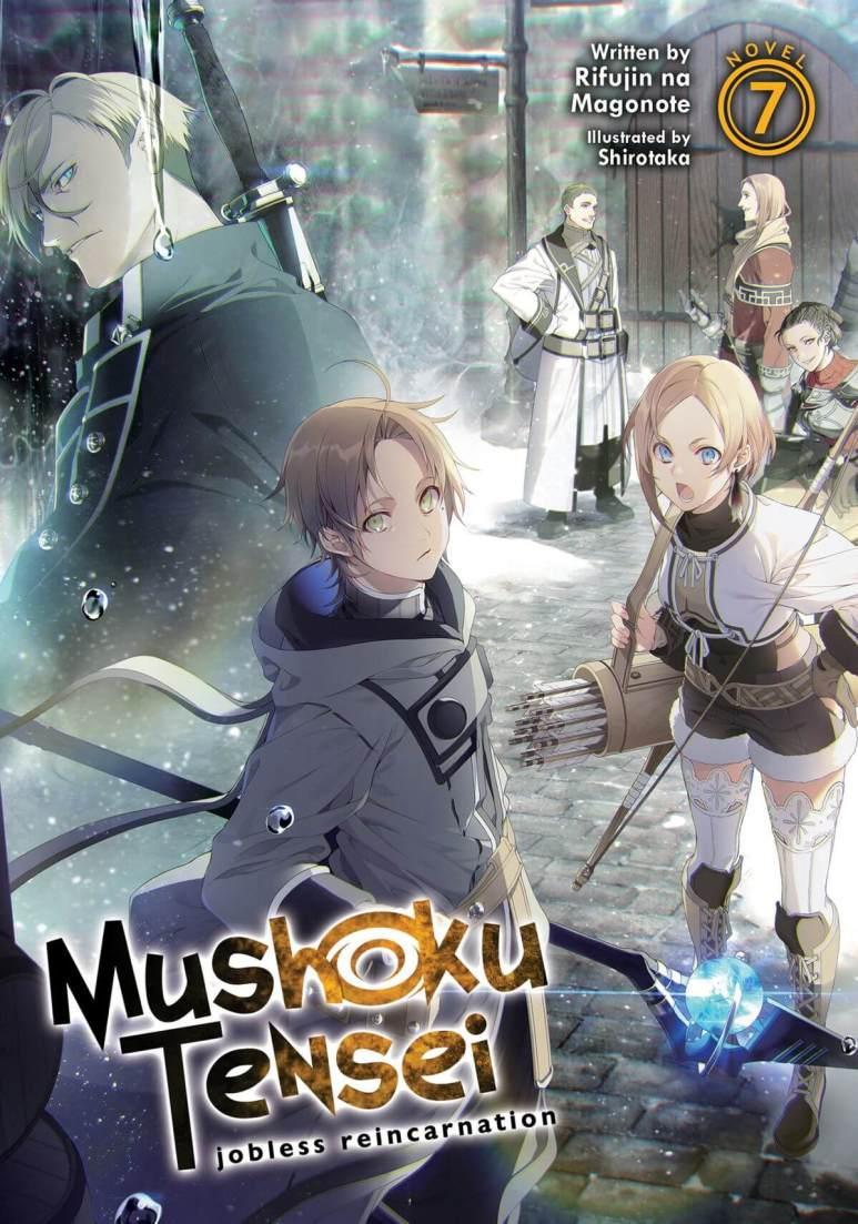 Mushoku Tensei Books