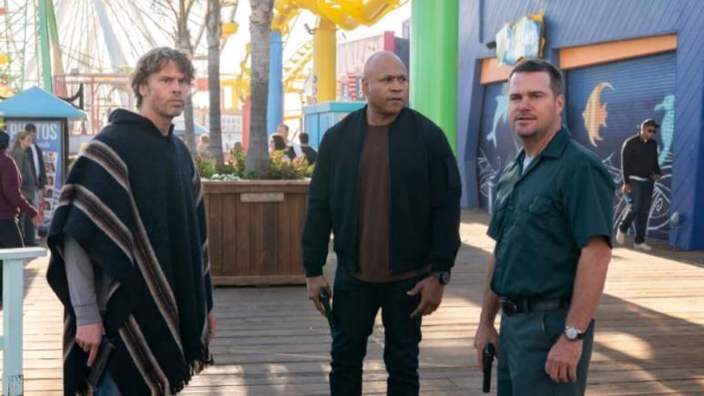 NCIS LA Season 12 cast