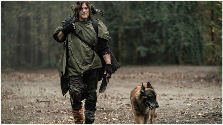 Norman Reedus stars as Daryl Dixon, as seen in Episode 18 of AMC's The Walking Dead