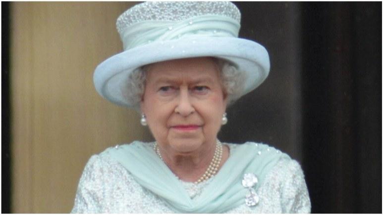 Queen Elizabeth attends an event in London