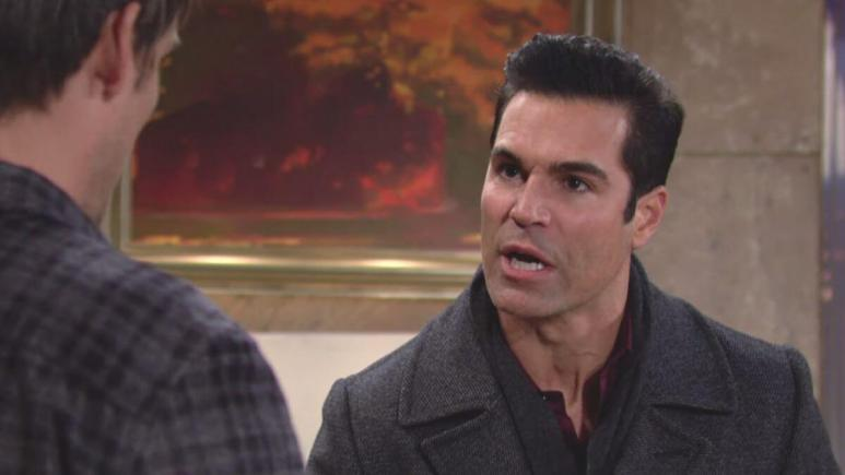 The Young and the Restless spoilers tease Rey loses it on Adam.