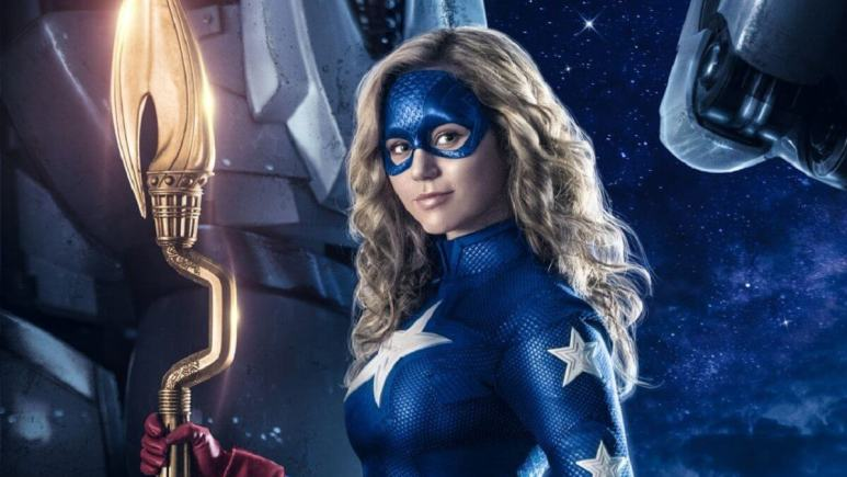 Brec Bassinger as Stargirl.