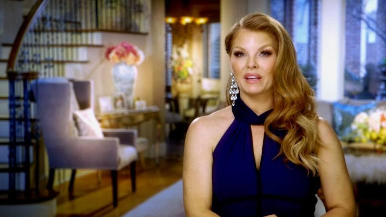 Did RHOD star Brandi Redmond announce her from the show on social media ?