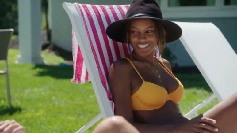 Ciara Miller during an episode of Summer House