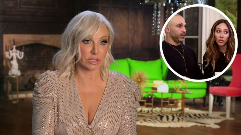RHONJ star gives her views on Joe and Melissa Gorga's marriage issues