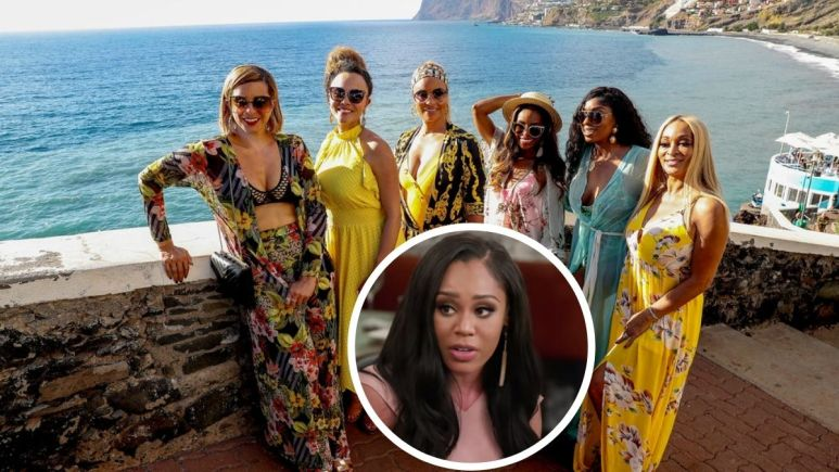 RHOP alum Monique Samuels thinks its time for a shakeup on the show