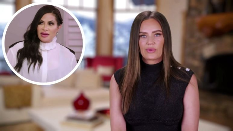 RHOSLC star Meredith Marks says Jen Shah incited social media users against her son Brooks Marks