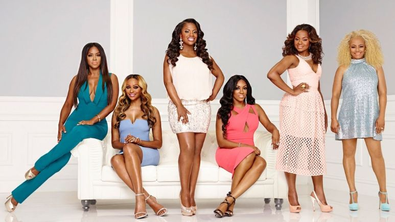 Actress and producer Kim Fields talks about her Season 8 stint on the Real Housewives of Atlanta