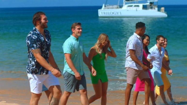 Where is Temptation Island filmed?