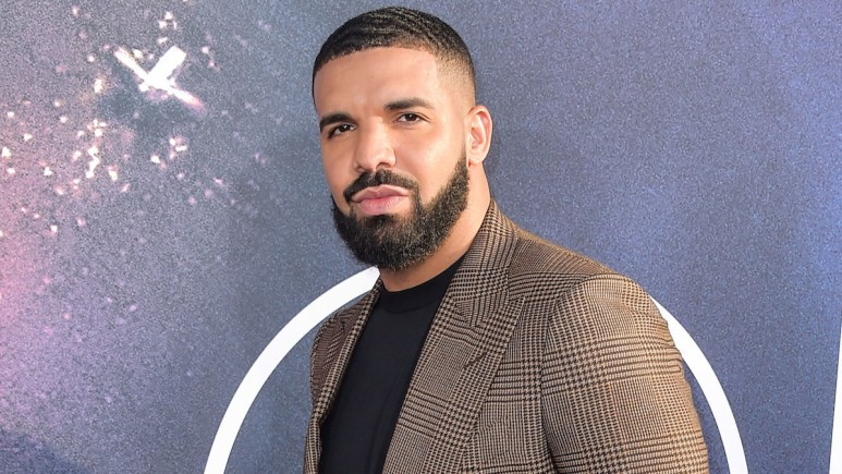drake attends euphoria premiere in hollywood in 2019