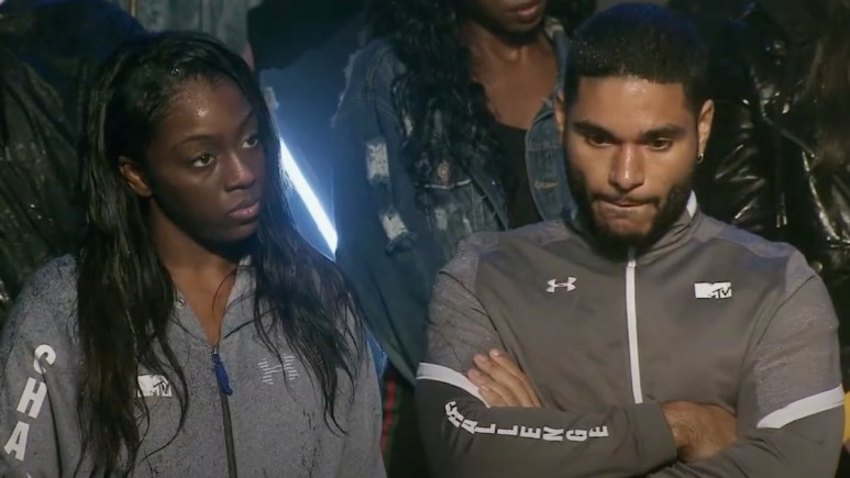 da'vonne rogers and jozea flores on the challenge final reckoning