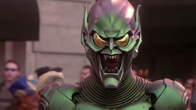Green Goblin in Spider-Man 3 Featured.