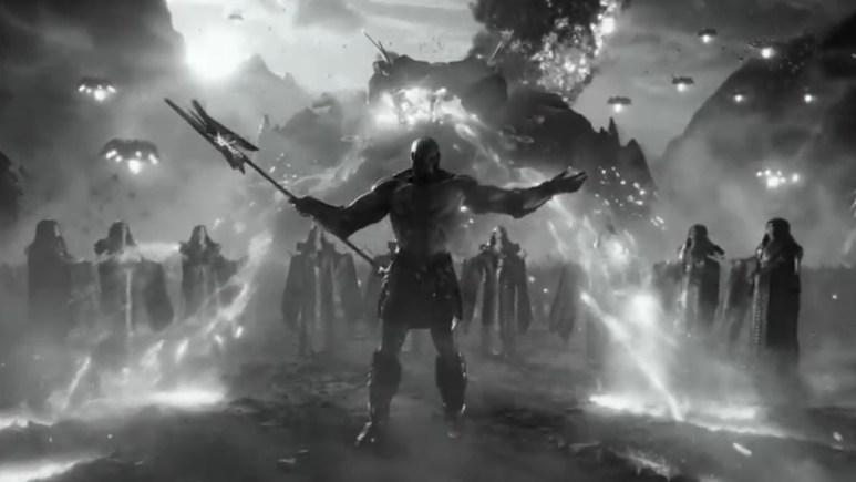 New Gods in Zack Snyder's Justice League Darkseid.