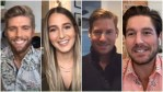 Amanda Batula, Kyle Cooke, Craig Conover, and Austen Kroll on WWHL