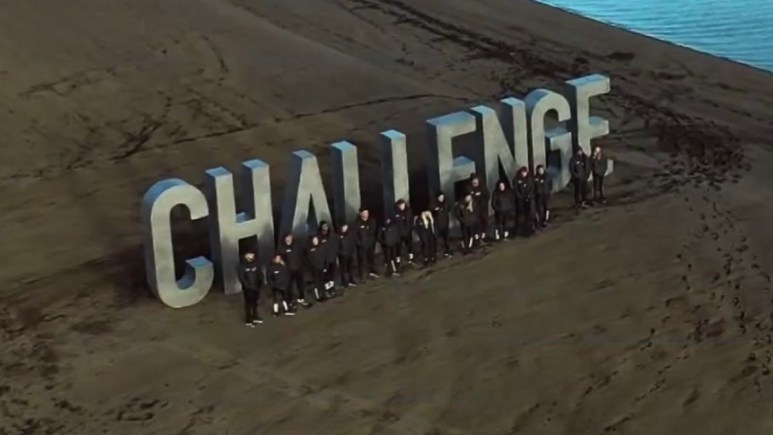 the challenge double agents competitors during black sand ops mission