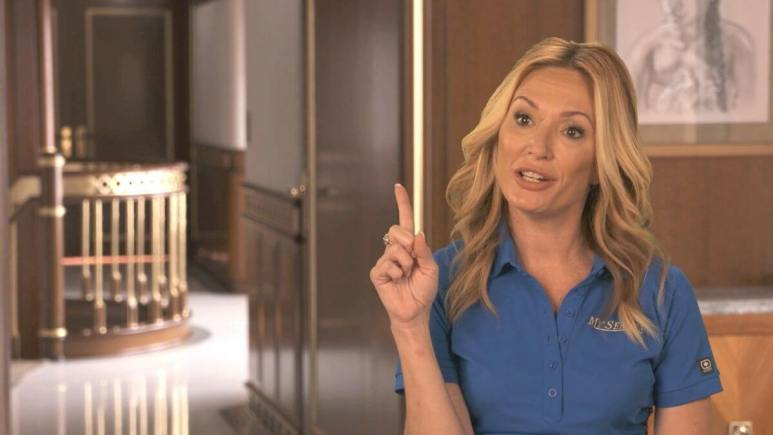 Kate Chastain calls out Below Deck crew members for lying about watching show.