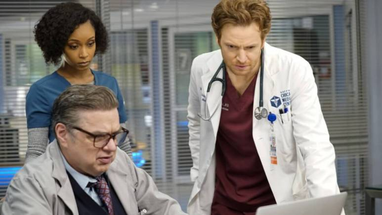 Chicago Med Nail Episode