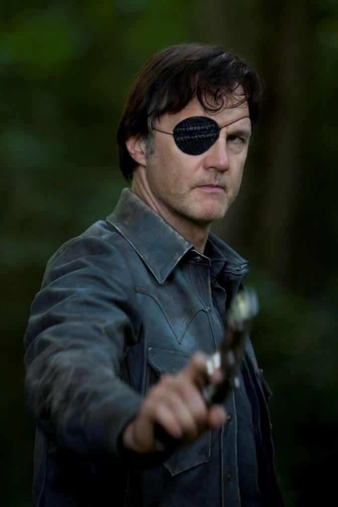 The Walking Dead star David Morrissey.