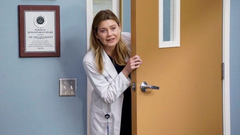 Ellen Pompeo Grey's Anatomy