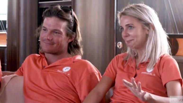 Gary King regrets one-night stand with Sydney Zaruba on Below Deck Sailing Yacht.