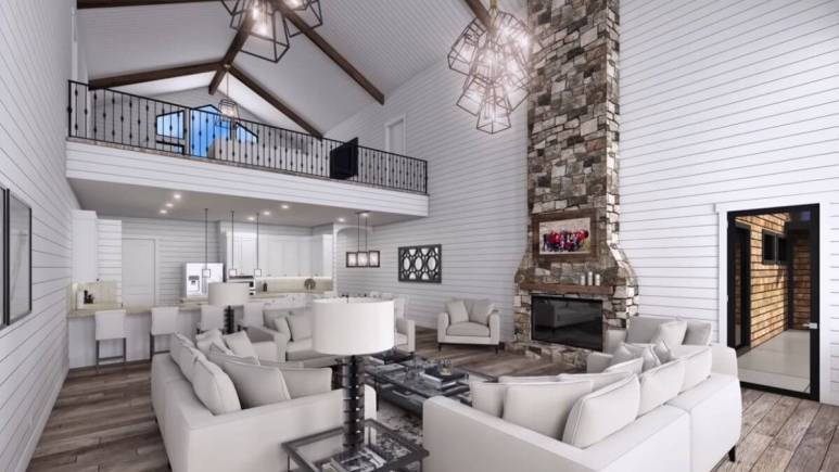 Kody Brown's one house idea from Sister Wives on TLC