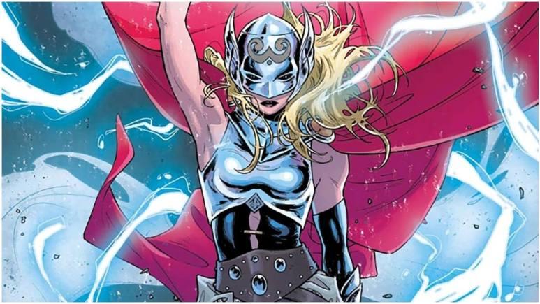 Thor: Love & Thunder's Natalie Portman reveals what story is based on