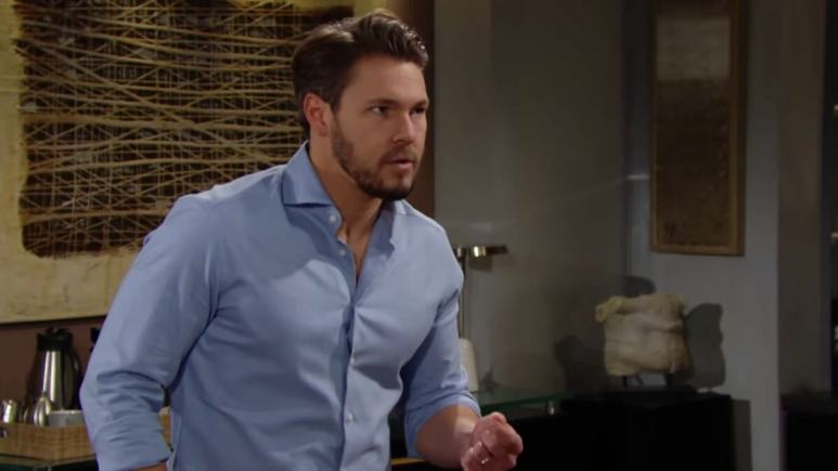 Scott Clifton on The Bold and the Beautiful.