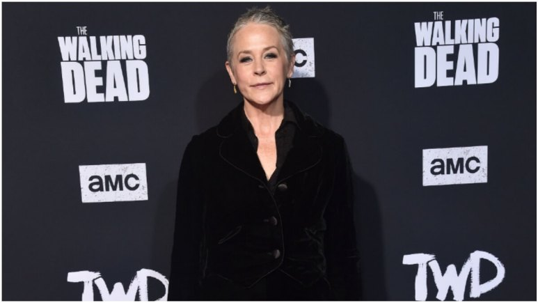 """Melissa McBride at """"The Walking Dead"""" Season 10 Los Angeles Premiere held at The TCL Chinese Theatre"""