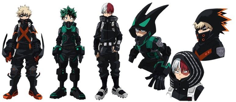 My Hero Academia World Heroes Mission Usa Release Date Boku No Hero Academia Movie 3 Release Date Confirmed Trailer