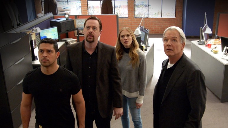 NCIS Season 18 Team Image