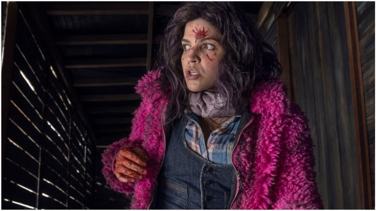 "Paola Lazaro stars as Juanita ""Princess"" Sanchez, as seen in Episode 20 of AMC's The Walking Dead Season 10C"