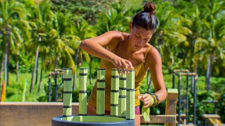 Michele on Survivor 40