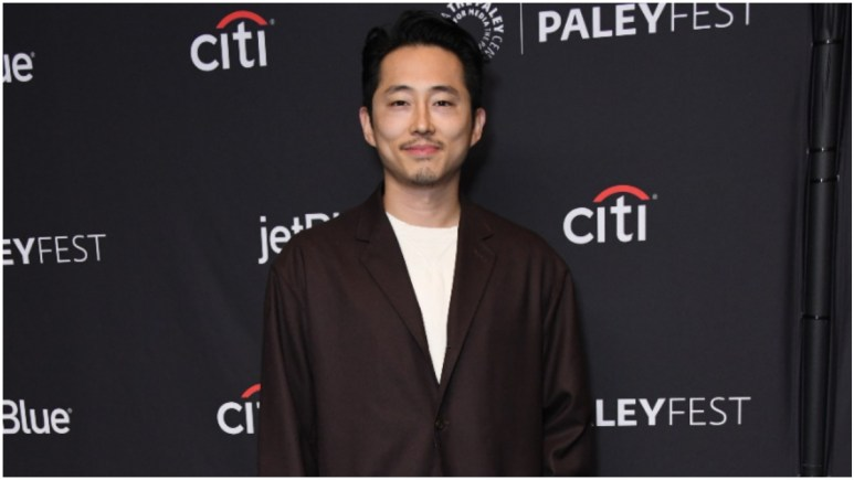 """Steven Yeun in 2019 attends Paleyfest - CBS All Access's """"The Twilight Zone"""" held at The Dolby Theater"""