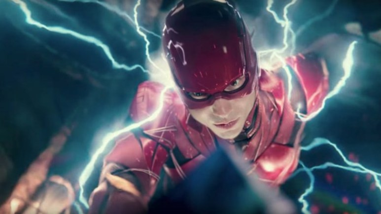 The Flash movie recasts Barry Allen's dad