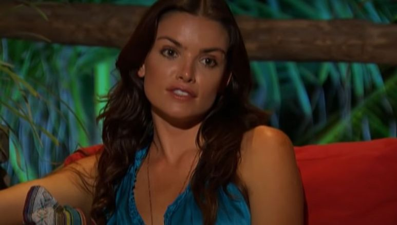 Courtney Robertson interview on The Bachelor