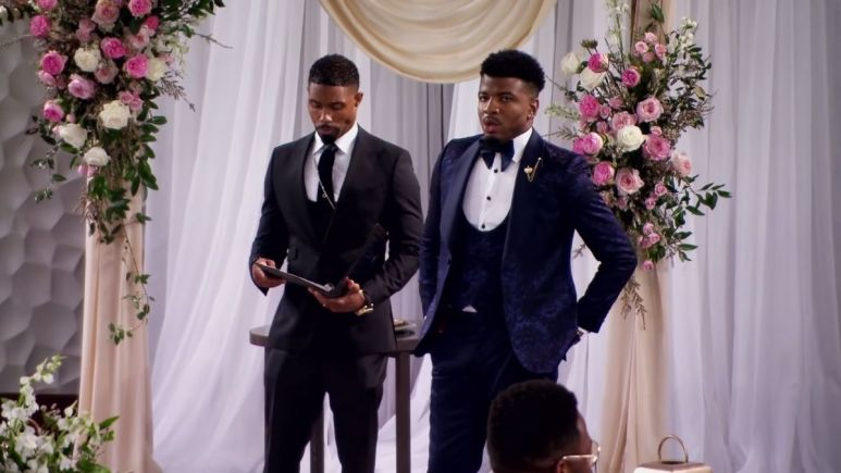 controversial MAFS star Chris Williams calls out his pastor/friend who married him and Paige Banks